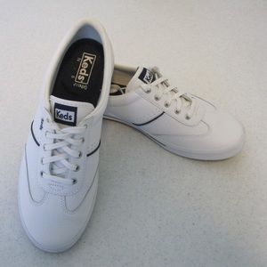 Keds women's leather fashion sneakers